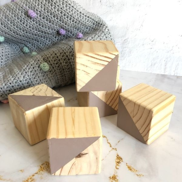 Eco Building Blocks for babies